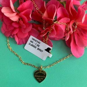 Authentic 18k Gold Necklace